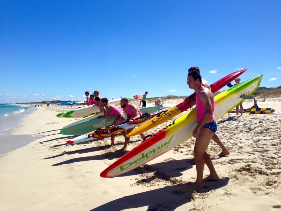 Club History - Swanny Surf Life Saving Club