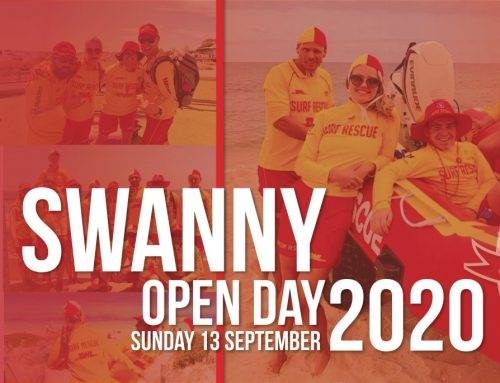 Swanny Open Day 2020!